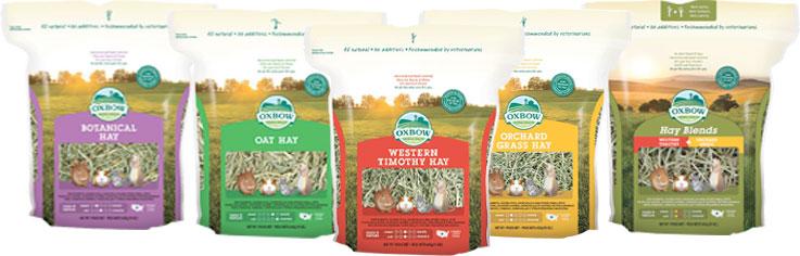 Oxbow Grass Hays - Australian Distributor